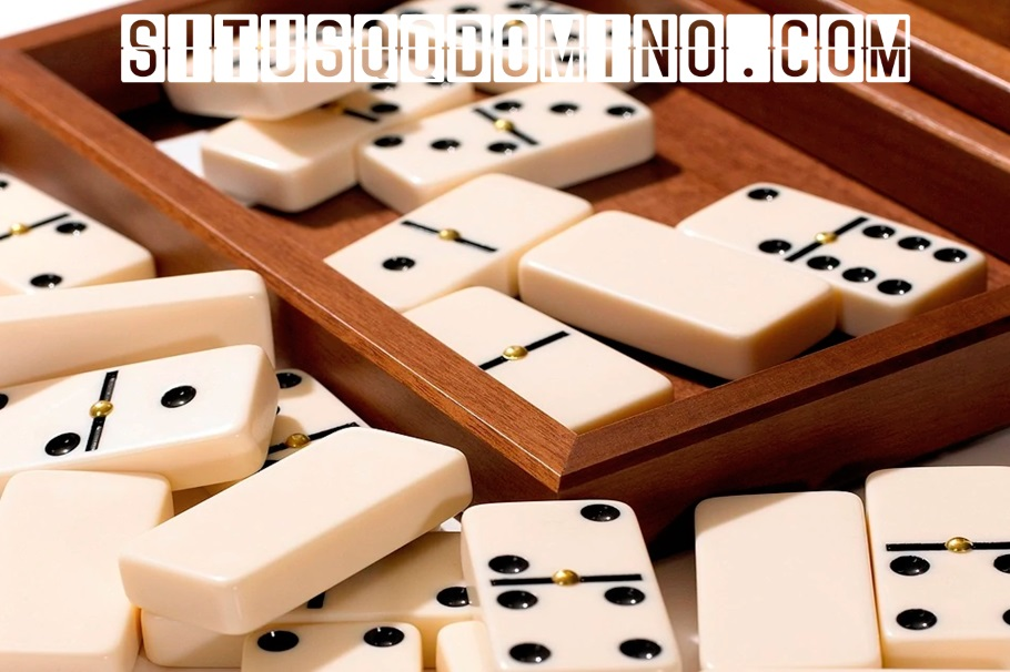 Asal Nama Games Domino QQ2