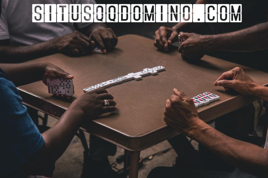 Mengenal Permainan Domino QQ