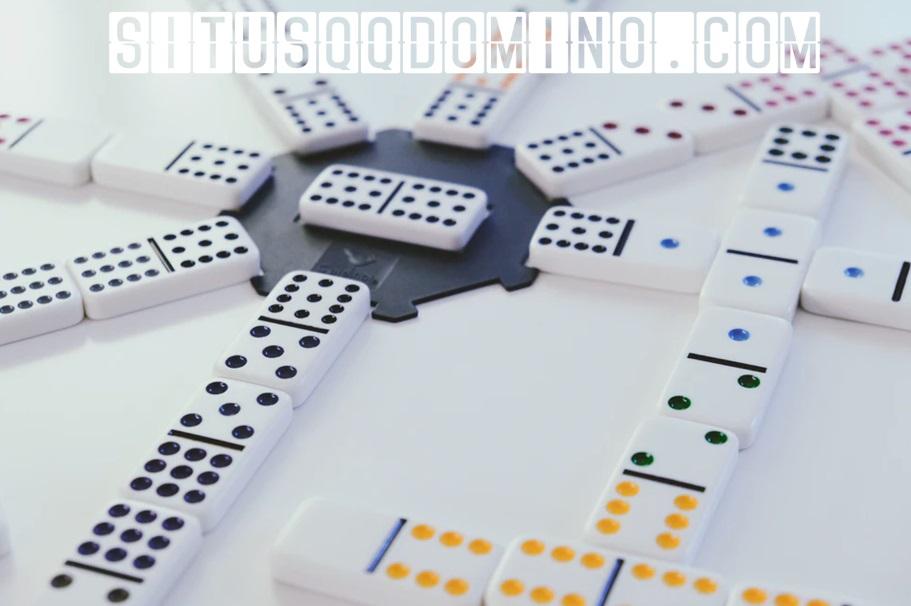 Mengenal Permainan Domino