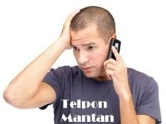 Telepon Mantan